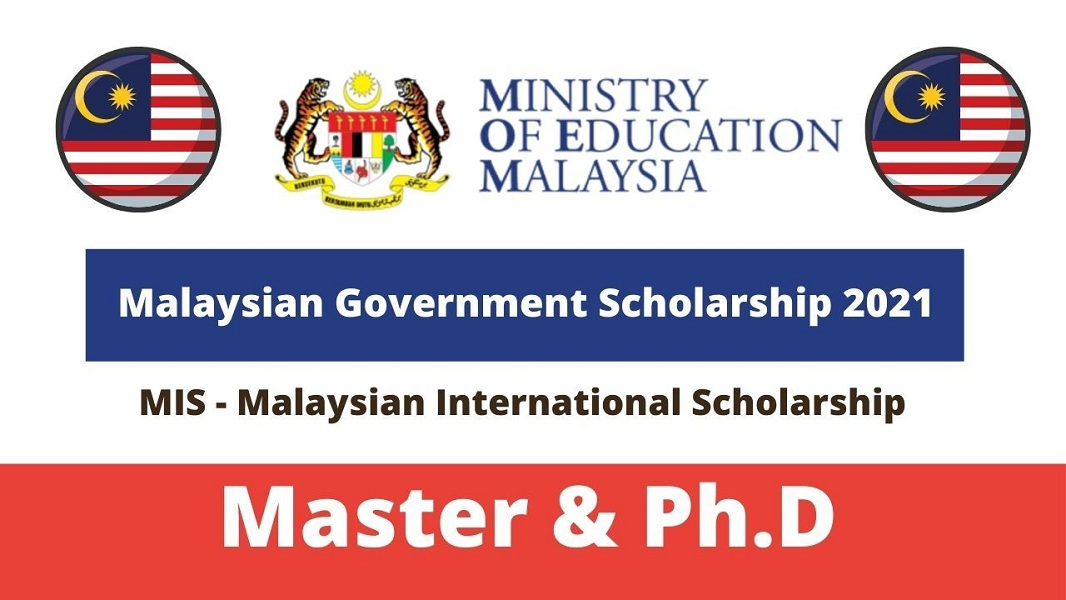 Malaysian Government Scholarships 2021 (Funded)