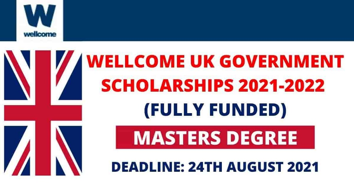 Fully Funded UK Government Scholarships 2021